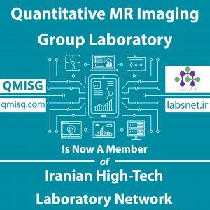Quantitative MR Imaging group laboratory joined the Iranian High-Tech Laboratory Network